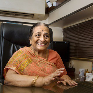 Mrs. Jyoti Ajit Merchant
