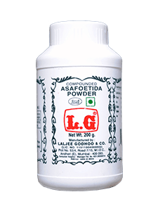 Compounded Asafoetida Powder 200 Gms