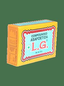 Chennai Compounded Asafoetida Lumps 50 gms