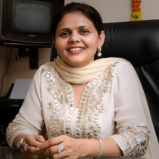Mrs. Heena Bimal Merchant