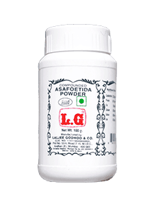 Compounded Asafoetida Powder 100 Gms