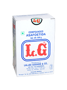 Asafoetida Compounded Lumps 500 gms