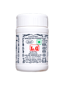Compounded Asafoetida Powder 50 Gms