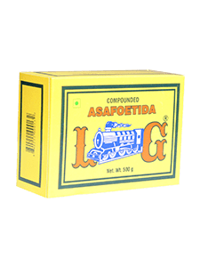 Kumbakonam Compounded Asafoetida Lumps 500 gms