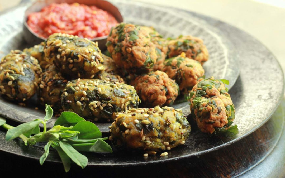 Methi Na Muthiya Recipe